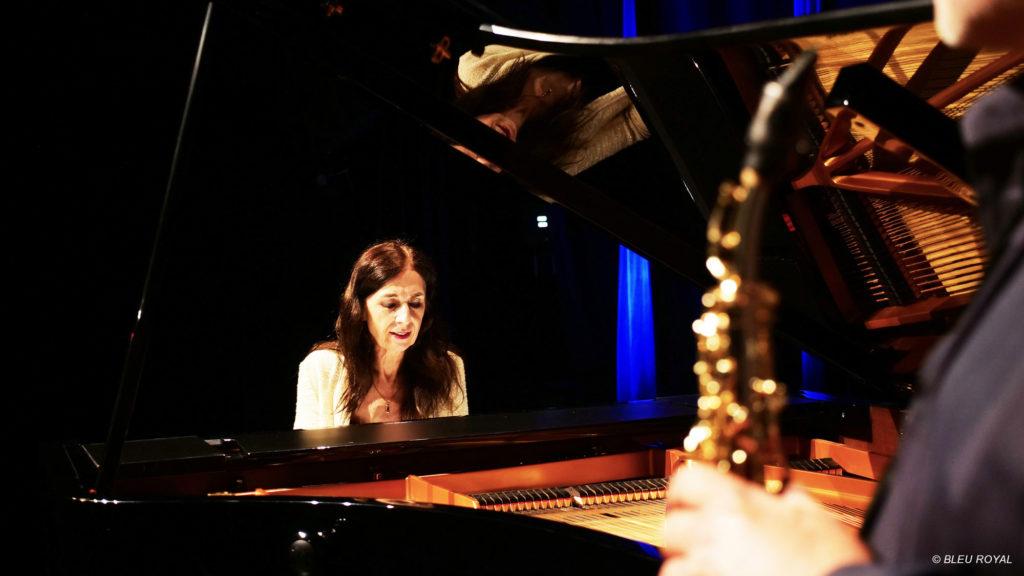 Vidéo teaser concert jazz | françoise choveaux piano